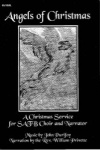 Angels Of Christmas   SATB