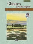 Classics For Solo Singers   MedLo/CD