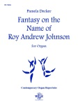 Fantasy On The Name Of Roy Andrew Johnson   OS