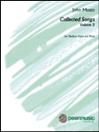 Collected Songs Vol 3 For Medium Voice And Piano   Voc Coll