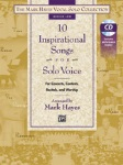 10 Inspirational Songs For Solo Voice   MedLo/Acc