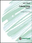Collected Songs Vol 5 For Medium Voice And Piano   Voc Coll