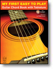 My First Easy To Play Guitar Chord Book   Gtr