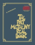 Pat Metheny Real Book Artist Edition   Bb Inst
