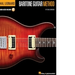 Baritone Guitar Method   Gtr/Acc