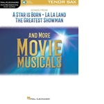 And More Movie Musicals Instrumental Play Along   TSax/Acc