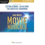And More Movie Musicals Instrumental Play Along   Cl/Acc