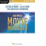 And More Movie Musicals Instrumental Play Along   ASax/Acc