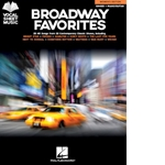 Broadway Favorites Womens Edition   PVC