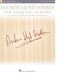 Andrew Lloyd Webber For Classical Players   Vn/Pn/Acc