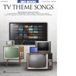 Big Book Of TV Theme Songs 2nd Edition   PVC