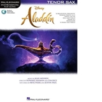 Aladdin Instrumental Play Along Tenor Sax   TSax/Acc