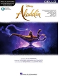 Aladdin Instrumental Play Along Cello   Vc/Acc