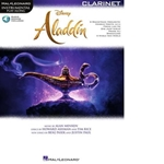 Aladdin Instrumental Play Along Clarinet   Cl/Acc