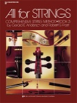 All For Strings Bk 3   Score